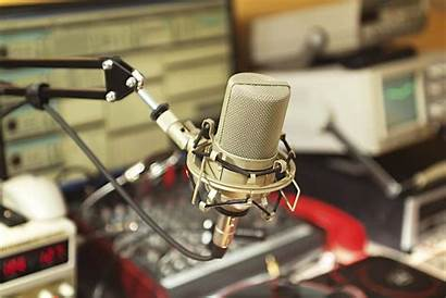 Radio Broadcast Stations Studio Cbs Istock Local
