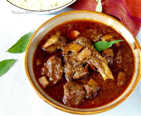 what of is mutton nadan mutton curry