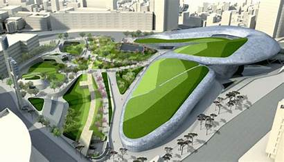 Plaza Dongdaemun Hadid Zaha Architects India Virgile