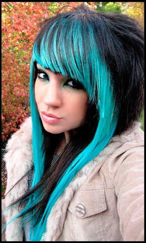cabelos emo femininos fotos  tumblr  dicas de corte
