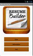 Resume Builder Android Apps On Google Play Resume Example 20 Free Resume Creator Resume Builder Once Everything Filled In The Resume Can Be Builders Job Builder Resume Builder Resume Builder Website Cv Builder