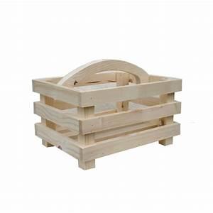 Panier Pour Bois : panier en bois maison pratic boutique pour vos loisirs creatifs et votre deco ~ Teatrodelosmanantiales.com Idées de Décoration