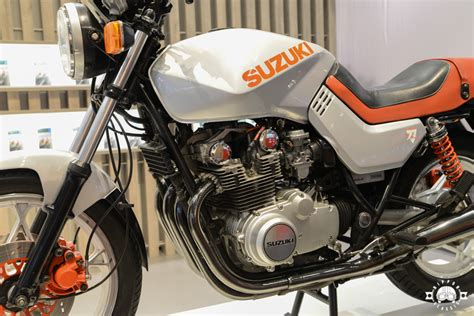 Where Is Suzuki Made by Suzuki Gs 550 Em Katana Design Made In Germany Teil 2
