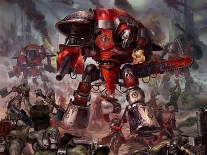 Knight Warhammer Knights 40k Imperial Mechanicus Titan