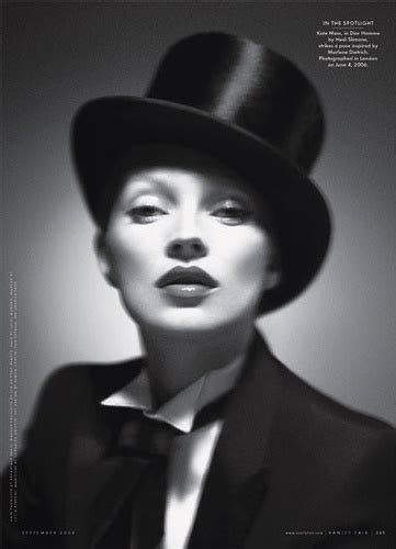Kate Moss Top Hat