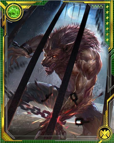 legion werewolf  night marvel war  heroes wiki