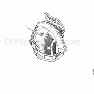 Stihl Br 700 Backpack Blower  Br 700  Parts Diagram  U