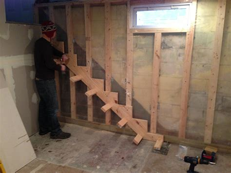 How To Build Floating Stairs Step By Step  Handy Father