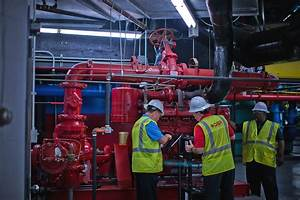 Fire Pump Installation Requirements