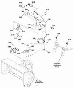 Snapper L1730e  1696006  30 U0026quot  16 5tp Large Frame Snowthrower Parts Diagram For Chute  U0026 Rotation Group