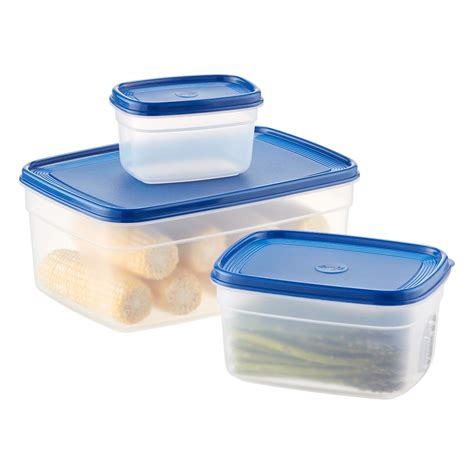 storage sets for kitchen set of superline rectangle containers the container 5884