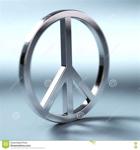 peace  love symbol stock photography image