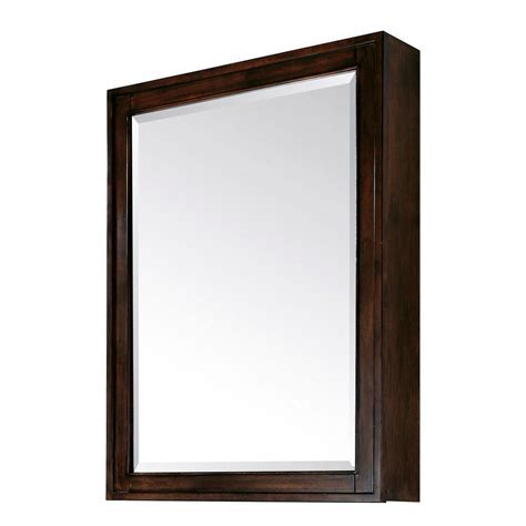 Pegasus 36 in. x 31 in. Recessed or Surface Mount Tri View