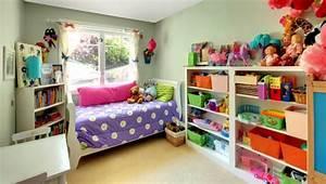 Idee Rangement Chambre Petite Fille Visuel 5