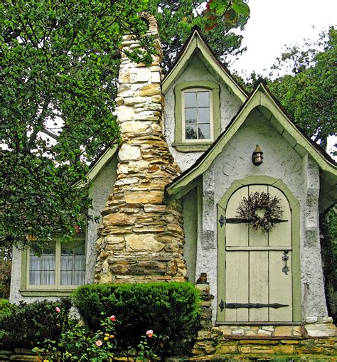 Tale Cottage House Whimsical Home Designs Fairytale Size