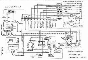 Triton Boat Wiring Diagram