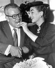 Joan Crawford Marries Pepsi President Alfred Steele (May ...