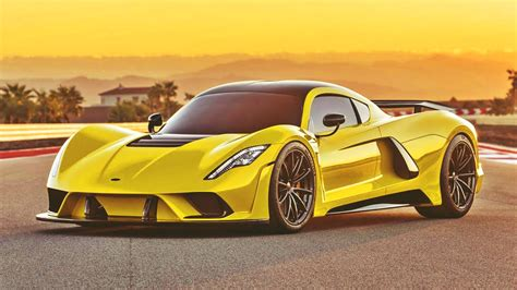 Top 10 Fastest Cars In The World 2018