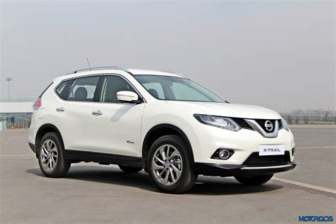 Nissan X Trail by New 2016 Nissan X Trail Hybrid India Review Lean