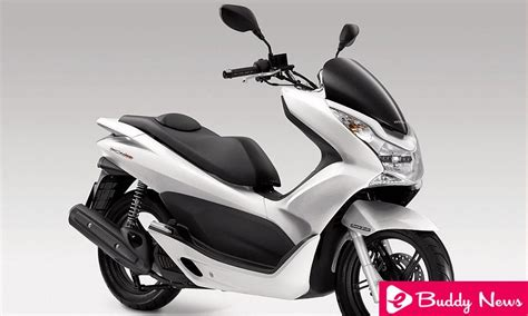 Pcx 150 Dlx 2018 by Honda Pcx 150 Sport 2018 Model Will Enter Into Market With