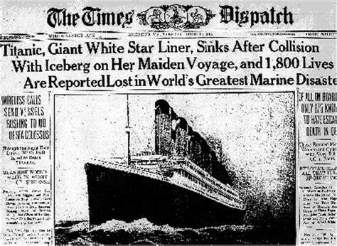 el titanic descanse en paz