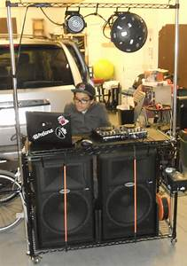 The BeatMobile A Mobile DJ Cart Assistive Technology
