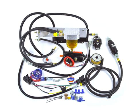 1994-1997 FORD PSD FUEL SYSTEM