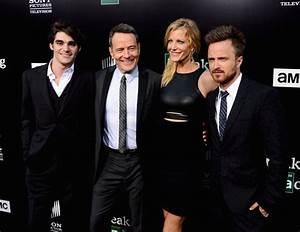 Anna Gunn and Aaron Paul Photos Photos - AMC Celebrates ...