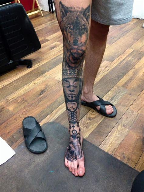 leg tattoo ideas  men women nicestyles