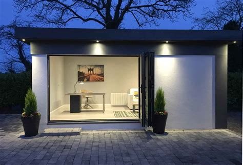 garden room offices pods  pod factory