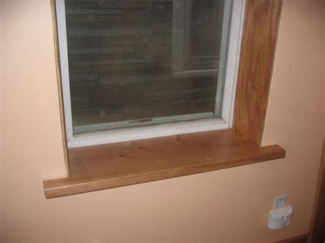 Redwood Window Sill by November 2006 Cold And Heartless