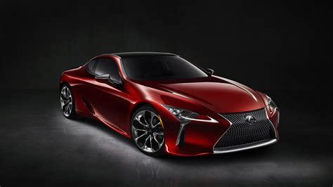2017 Lexus Lc 500 Wallpapers & Hd Images