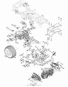 Mtd 17ak9tkr099  247 289330   2009   17ak9tkr099 Revolution  2009  Parts Diagram For