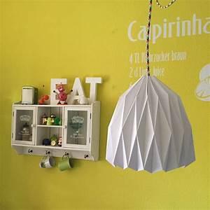 Origami Lampe Kaufen : origami lampenschirm ~ Markanthonyermac.com Haus und Dekorationen