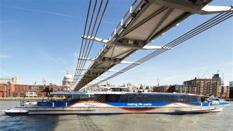 River Boat Services by River Services On The Thames Traveller