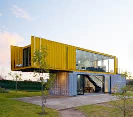 container house design 4 shipping containers prefab plus 1 for guests modern house designs