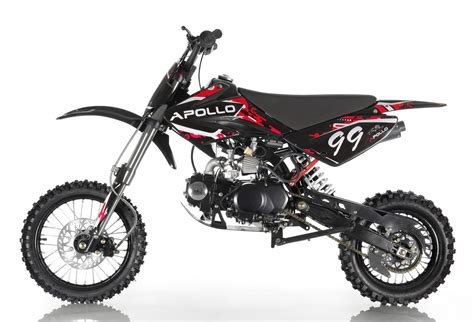 Orion Apollo 125cc Dirt Bike (#99) Smaller Wheels