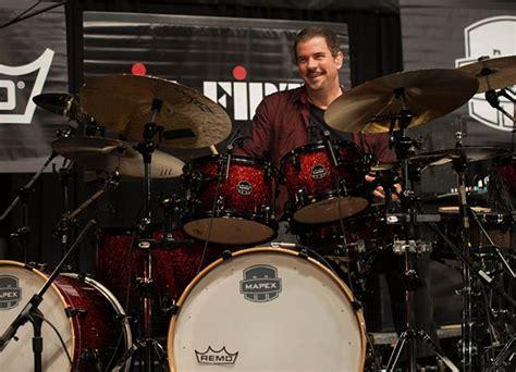 russ miller drummerworld