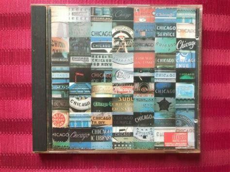 greatest chicago hits cd 1981 columbia volume ii