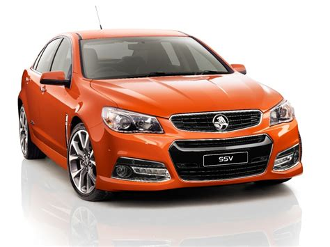 holden ssv holden debuts 2014 vf commodore ss v might as well call