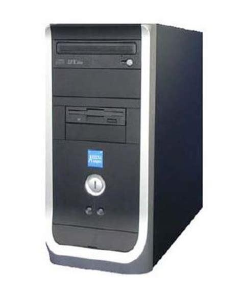 unité centrale ordinateur de bureau unité centrale