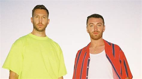 Calvin Harris + Sam Smith = 'promises' Qmusic