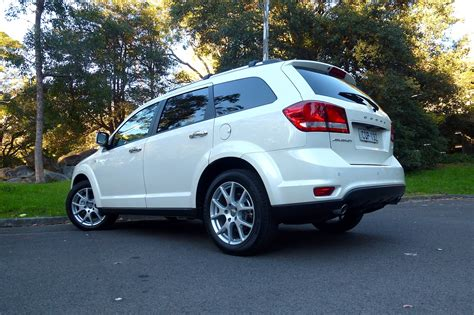 Review Dodge Journey by Dodge Journey Review Caradvice