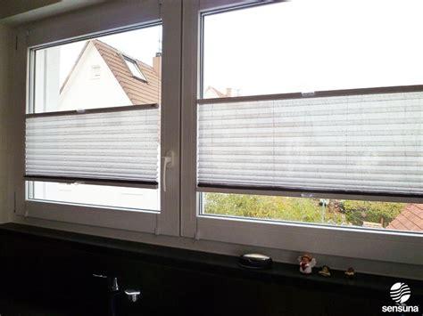 Fenster Sichtschutz Küche by K 252 Chen Sichtschutz Sensuna 174 In Modernem Grau K 220 Che