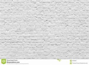 Mur Brique Blanc : mur de briques blanc photo stock image 40999667 ~ Mglfilm.com Idées de Décoration