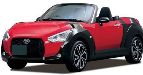 Modifikasi Daihatsu Copen by Harga Daihatsu Copen 2018 Berita Seputar Otomotif