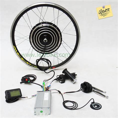 24 inch 48v 1000w front hub motor electric bike conversion kit