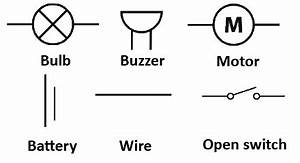 electric circuits squizzes With symbols in circuit