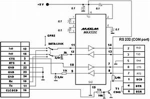 Pantech Gprs  Data Cable Schematic Pinout And Wiring   Old