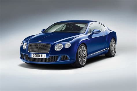 New 2018 Bentley Continental Gt Speed Price Starts At